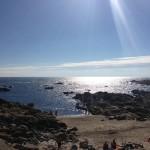 Playa de A Guarda.
