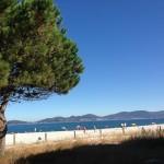 Playa de O Vao de Vigo.