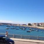 Puerto de A Guarda.