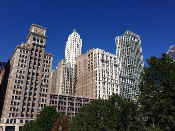 Rascacielos del Loop, el centro de Chicago