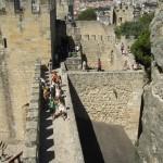 El Castillo de San Jorge de Lisboa