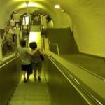El metro de Lisboa