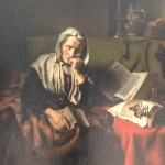 Dame ágée assoupie - Nicolaes Màes