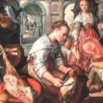 Jésus chez Marthe et Marie - Joachim Beuckelaer