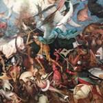 La chute des anges rebelles - Pieter Bruegel I