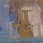 La Fontaine de l'inspiration (1907) - Constant Montald