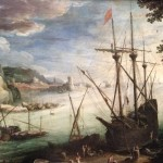Le Port- Paul Bril
