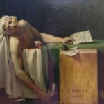Marat Assassiné - Jacques Louis David