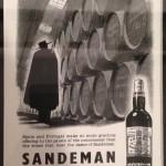 Sandeman: arte en la publicidad