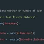 Diseño web: funciones en PHP