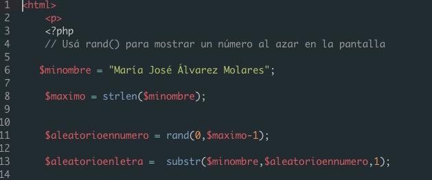 Página web de Code Academy.