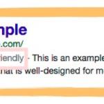 Google avisará de si una página es Mobile-friendly