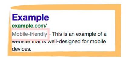 Google avisará de las webs mobile-friendly