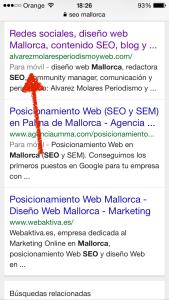 El diseño web responsive: factor SEO determinante.