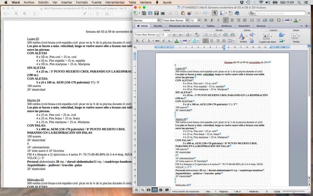 Cómo pasar de pdf a word online