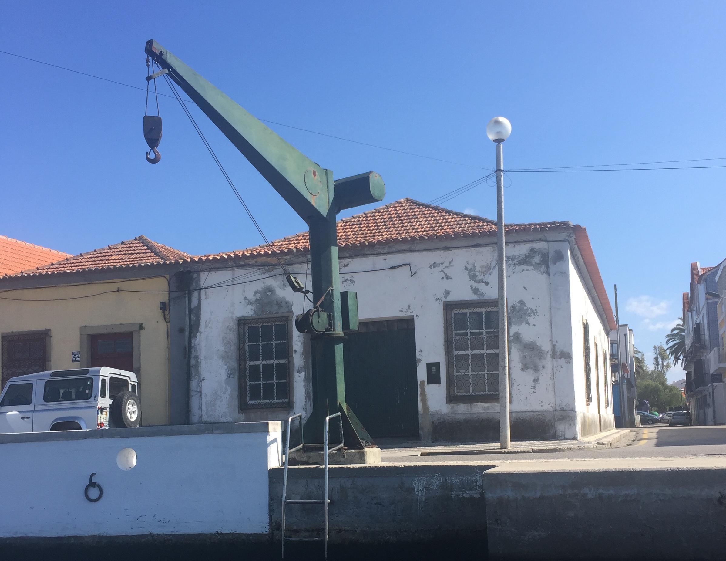 Industria de la sal en Aveiro