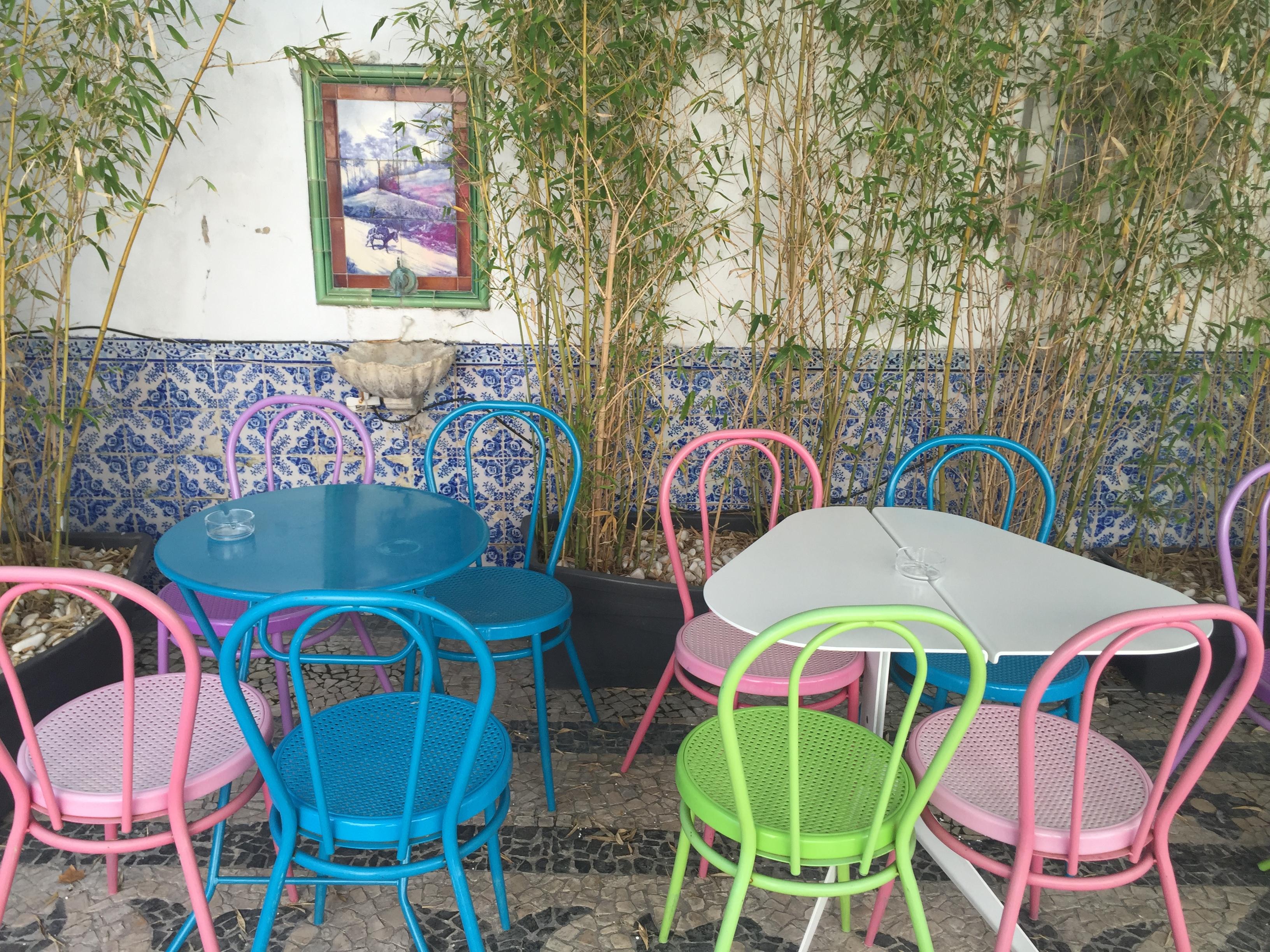 Cafetería en Aveiro